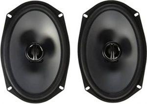 Alpine SPE 6090 car Audio Speakers ( Pair)