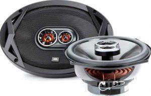 JBL Club 9630 3- way coaxial speaker system