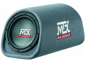 MTX Audio RT8PT Universal Powered Subwoofer