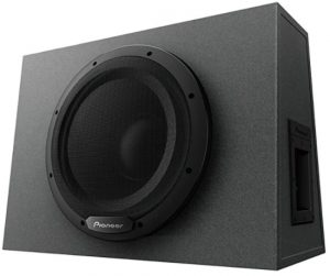 Pioneer TS-WX1210A 12 Sealed enclosur