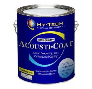Acousti Coat sound Deadening Paint