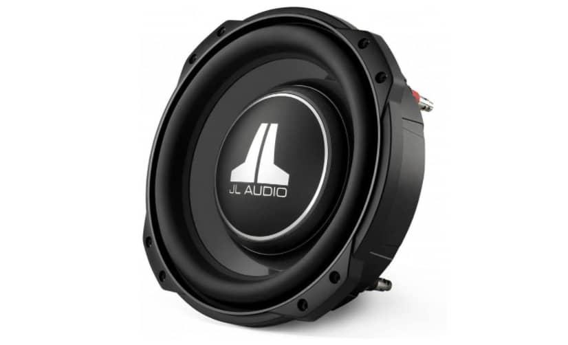 JL Audio 10TW3-D4 Shallow Subwoofer
