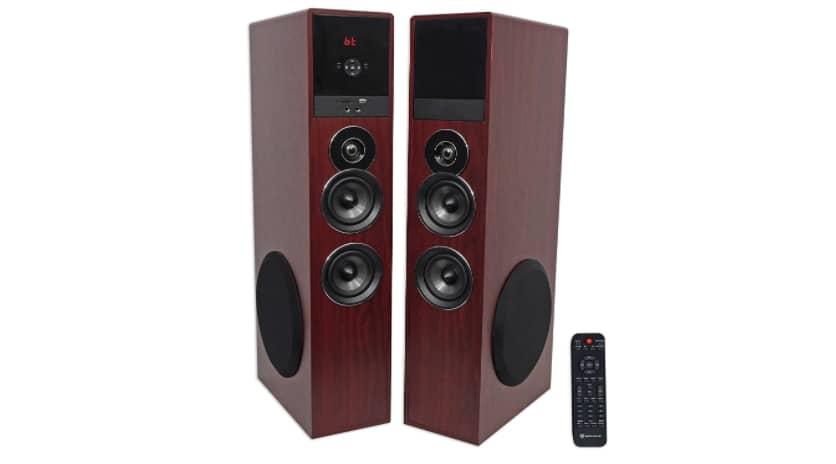 Rockville TM80C Floor Standing Speakers