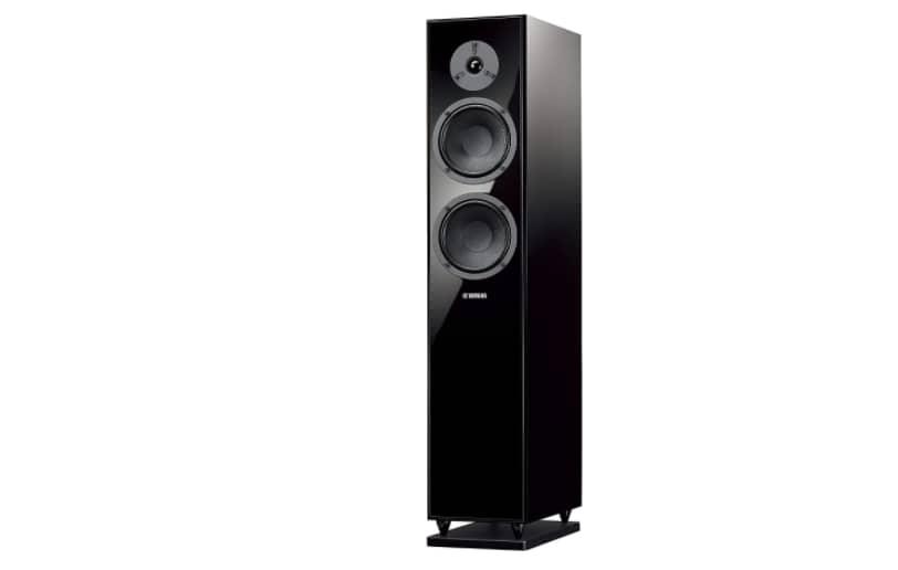 Yamaha NS-F150 Black Floor Standing Speaker