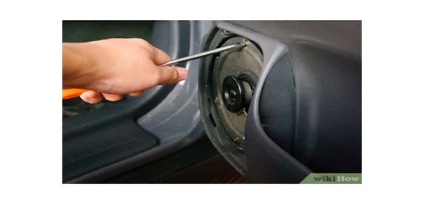 Cutting New Speaker Holes and Installing Custom Car Speakers