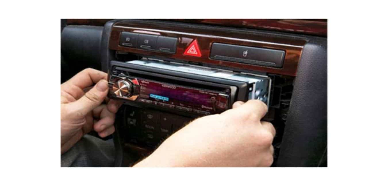 Installing Car Speakers in the Dashboard