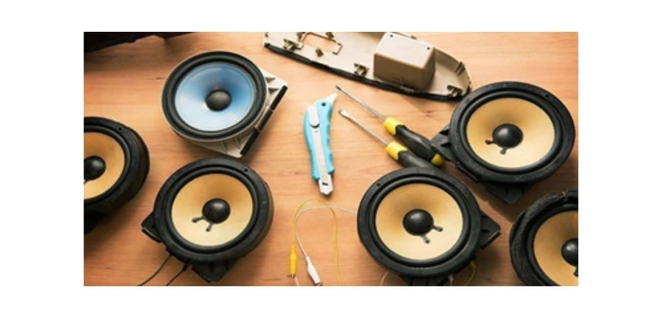 Installing Component Car Speakers