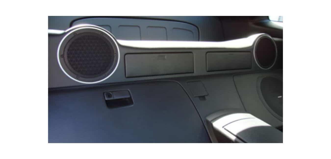 Installing Rear Speakers