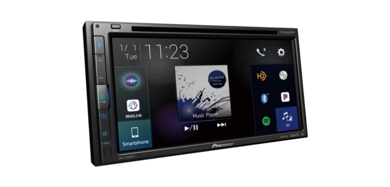 Pioneer AVH-2500NEX In-Dash 2-Din Touchscreen