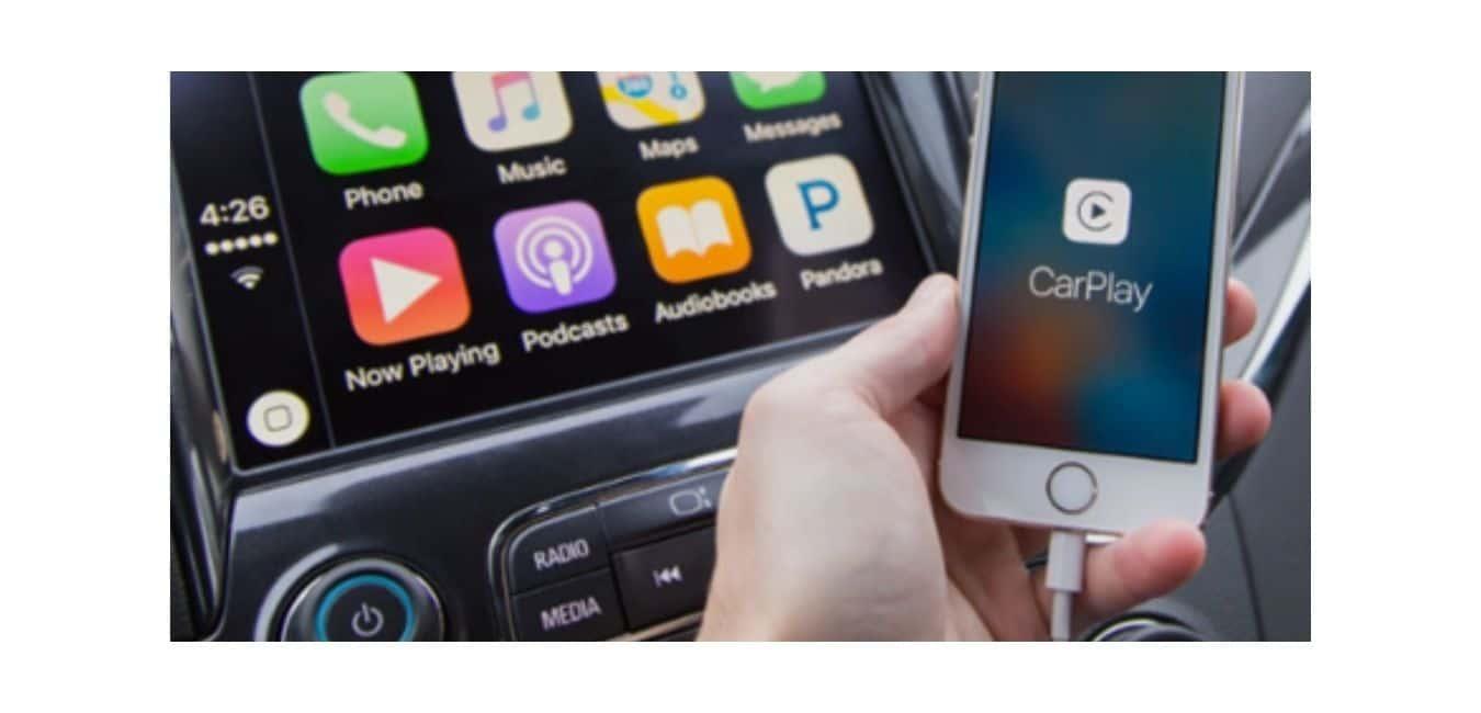 Using Your iPod's CarPlay